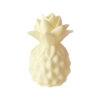ananas lumineux jaune