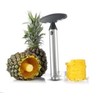 appareil decoupe ananas inox