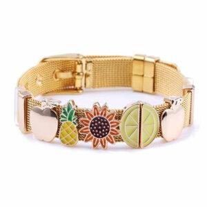 Bracelet Ananas <br>Ceinture