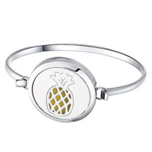 Bracelet Ananas Diffuseur Huile Essentielle