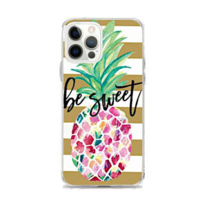 Coque Ananas iPhone Be Sweet