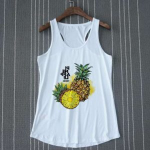 Débardeur Ananas Femme Pineapple Trend
