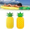 matelas gonflable en forme d'ananas