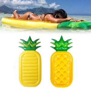 Ananas gonflable <br>Matelas